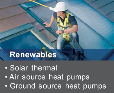 Solar Heating Sudbrooke